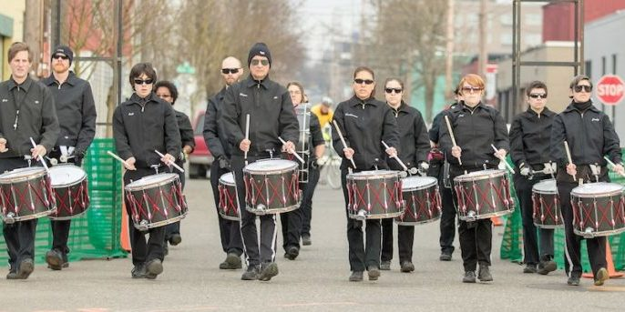 Last Regiment of Syncopated Drummers